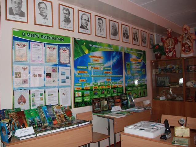 Положение о конкурсе кабинетов биологии