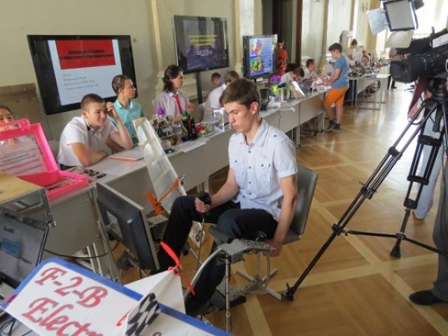 Всероссийский конкурс юные техники и изобретатели